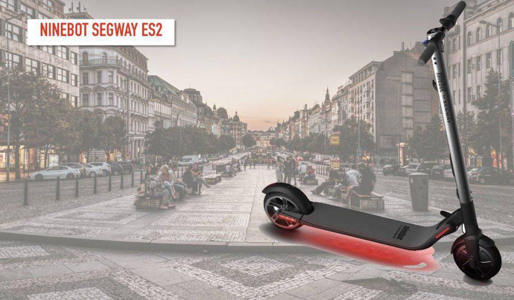 ninebot by segway es2 recensione
