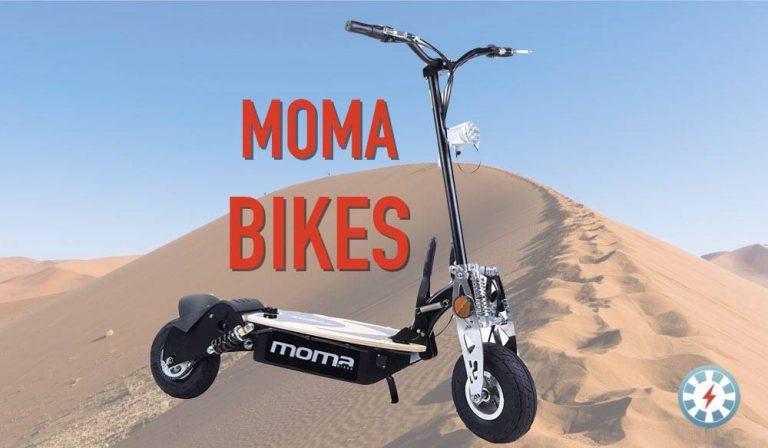 Moma Bikes Monopattino