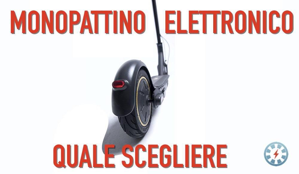 Monopattino elettronico