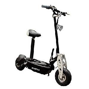 moma bikes monopattino elettrico con sedile