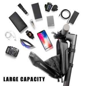 accessori monopattino elettrico borsa impermeabile porta oggetti