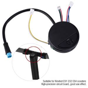 dispaly dashboard ricambio per monopattino elettrico ninebot