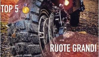 monopattino elettrico ruote grandi