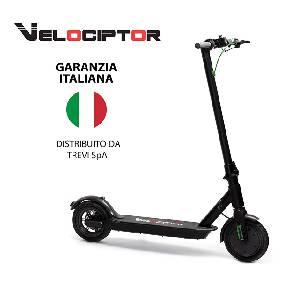 velociptor monopattino elettrico portata 125 kg