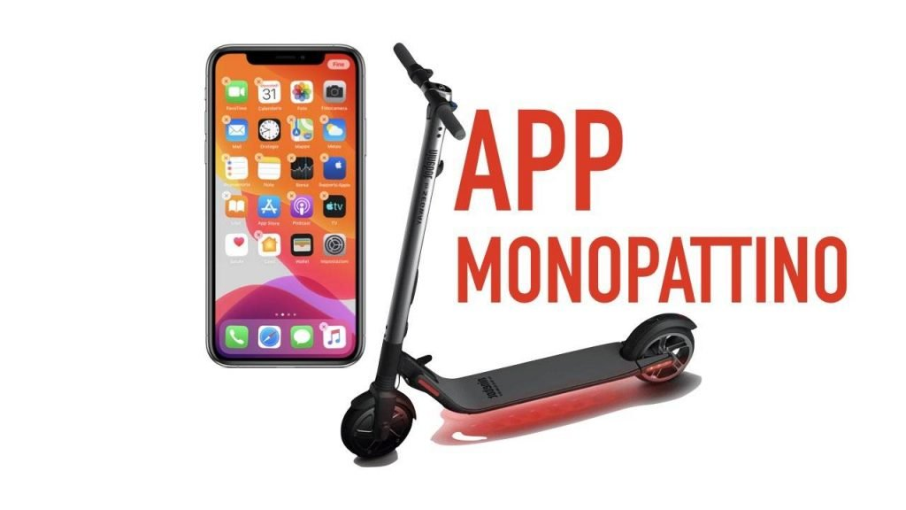 app monopattino elettrico